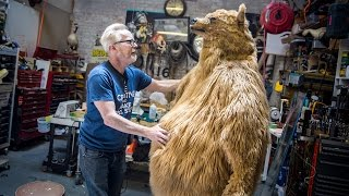Adam Savage's One Day Builds: Bear Costume!