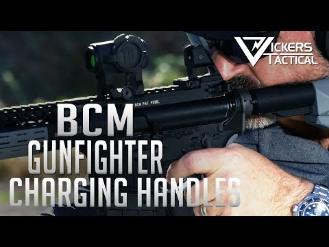 BCM Gunfighter Charging Handles