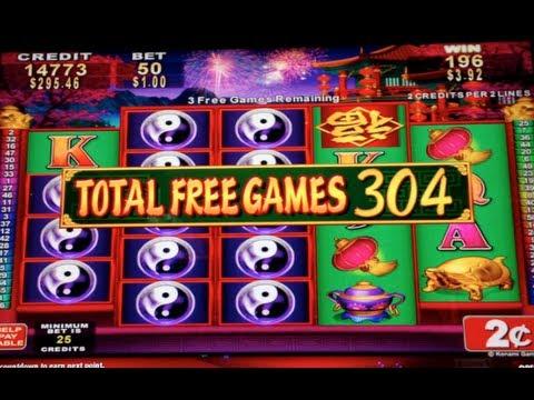 Play Free Konami Slots Online
