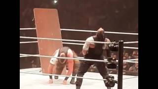 Roman Reigns Vs Braun Strowman ●WWE Bologna  Clip