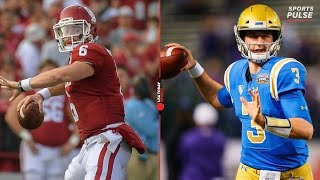 NFL mock draft: Jets are taking a quarterback