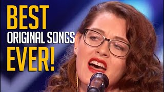 15 Original Songs On Got Talent That The Judges Loved!