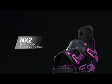 Flow NX2 Snowboard Bindings - 2020