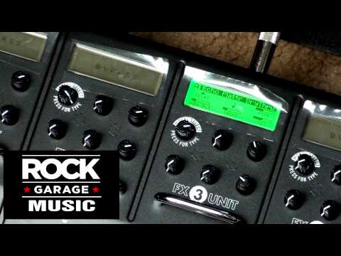 Line 6 M13 Pedal Video #3 - Delay Effects