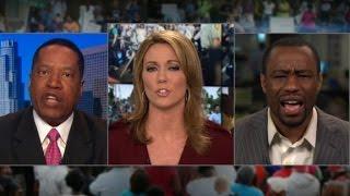 Fiery debate erupts over race, mental health