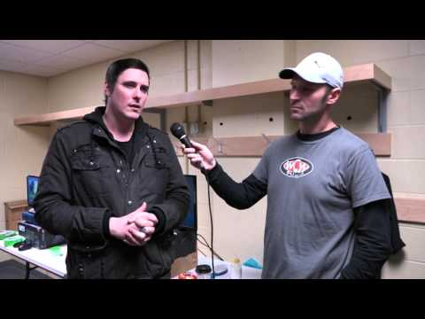 Benjamin Burnley Opens Up on His Mystery Illness