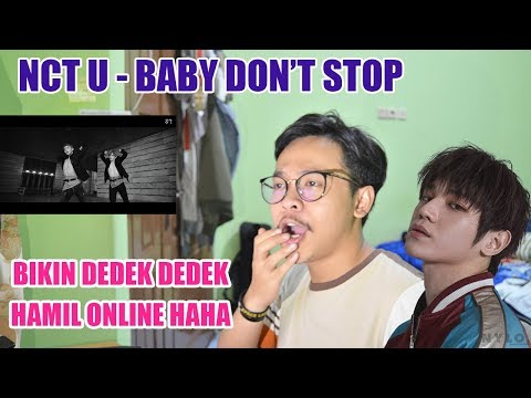NCT U - BABY DON'T STOP MV REACTION ( AURAAAT..... )