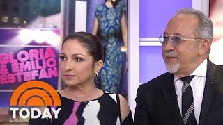 Gloria and Emilio Estefan Love Story Hits Broadway | TODAY