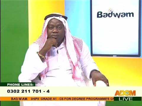 Badwam Newspaper Headlines on Adom TV (24-2-17)