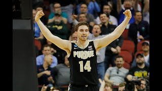 Ryan Cline Drains Seven 3-Pointers vs. No. 2 Tennessee, Leads No. 3 Purdue To Elite Eight