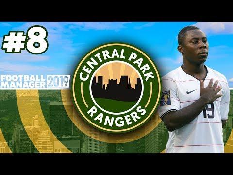 CENTRAL PARK RANGERS   #8   I WANT FREDDY ADU!   FOOTBALL MANAGER 2019