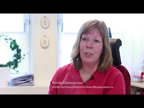 Specialistsjuksköterskeprogram – Diabetessjuksköterska, 60 hp