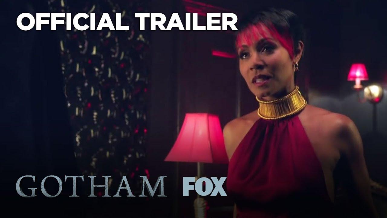 Trailer de Gotham