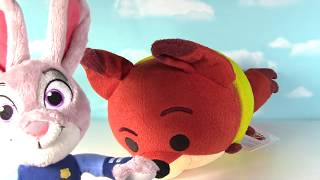 Disney ZOOTOPIA Blind Box Surprise Show! Mystery Minis, Shopkins, Slime & Chocolate Eggs!