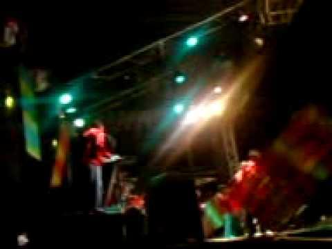 Los siete latinos en vivo desde Alvarado, Veracru!.