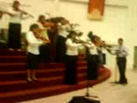 IGLESIA BAUTISTA MONTE SION   (Ensayo Orquesta)