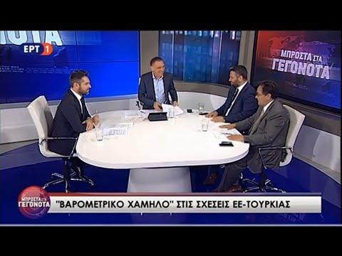 Γεώργιος Κουτουλάκης Μπροστά στα γεγονότα (19-6-2019)
