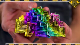 What the Heck is Bismuth? (Growing Metal Crystals)