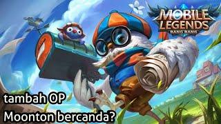 Diggie After Rework Tambah OP Skillnya - Mobile Legends : Bang Bang