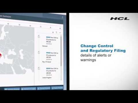 HCL's Supply Chain Alignment with Regulatory Filing (SCARF) App