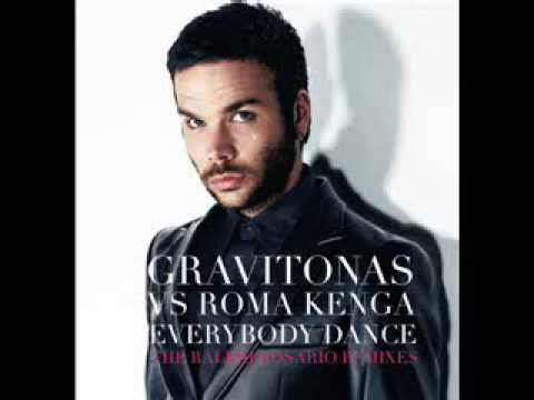 Gravitonas ft. Roma Kenga - Everybody Dance