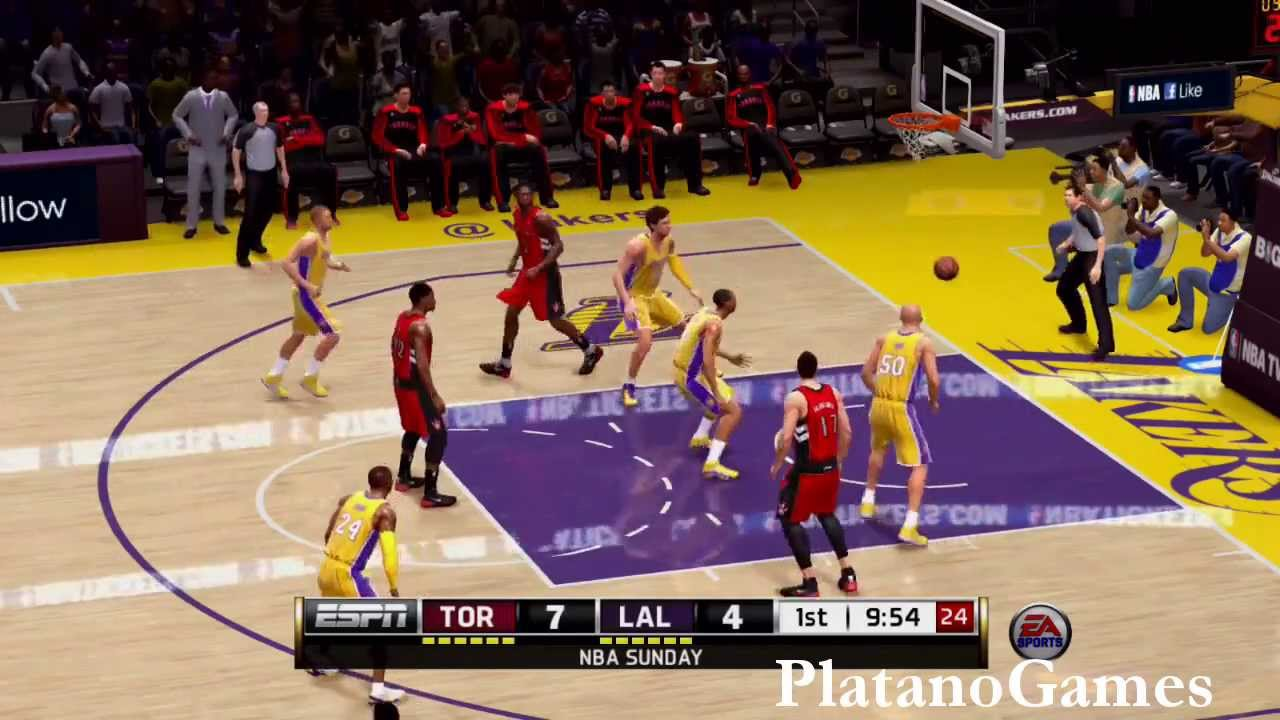 Lakers Vs Raptors Detail: Los Angeles Lakers Vs Toronto Raptors