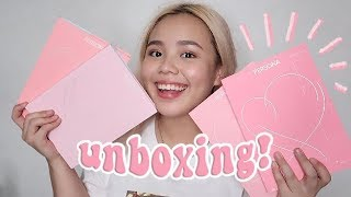 BTS - MAP OF THE SOUL: PERSONA ALBUM UNBOXING! (Philippines) | darlene