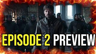 Game of Thrones Season 8 Episode 2 LIVE Preview Trailer Breakdown!