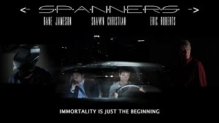 Spanners - A SciFi Film noir starring Shawn Christian and Eric Roberts