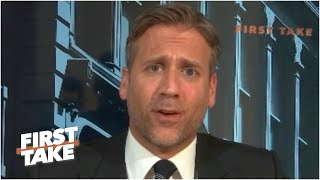 The odds of the NFL finishing a season are 'extremely low' - Max Kellerman | First Take
