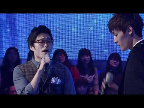 보이스코리아 시즌1 - 샘구 vs 권순재 (브라운아이즈-가지마 가지마) 보이스코리아 the voice 6회