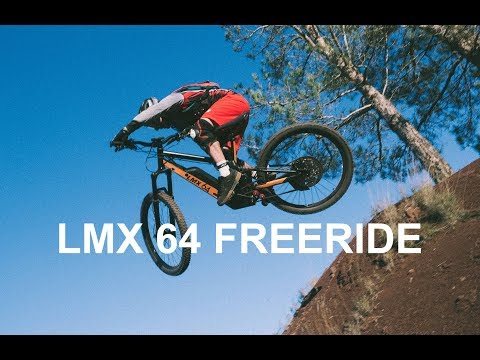 LMX64 Freeriding with Fred Austruy