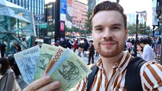 How Expensive is SEOUL, SOUTH KOREA? A Day of Budget Travel 서울 🇰🇷