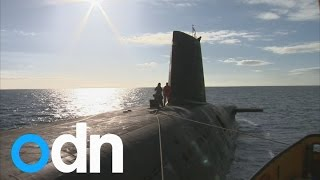 How do submarines avoid detection?