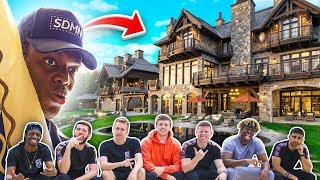 SIDEMEN $15 MILLION MANSION REVERSE HIDE & SEEK