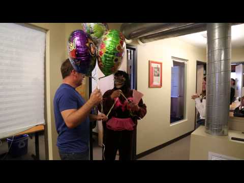 A Birthday Surprise for mGive's President, Chris Davis