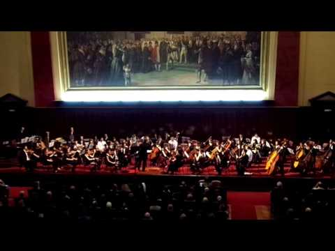 A. Estévez: Mediodía en el llano - Sinfónica Juvenil Nacional José de San Martín