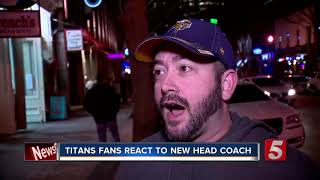 Fans React To Titans Hiring Of Mike Vrabel