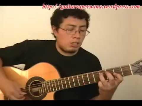 Lección Guitarra Tema Ojitos Hechiceros - Nectar- I Parte