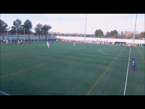 (LOS GOLES SUBGRUPO A) Jornada 15 / 3ª División / Fuente YouTube Raúl Futbolero