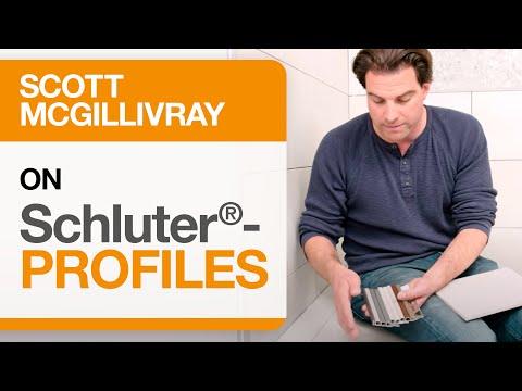 Scott McGillivray on Schluter® Profiles