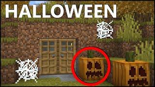 Minecraft: 10+ Spooky Redstone Build Hacks! [easy]