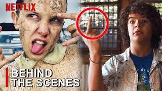 BIZARRE Things That Happened On Set of STRANGER THINGS