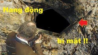 GTA 5 Mod - Secret Cave In GTA V