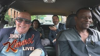 Jimmy Kimmel & Paul Shaffer's Talk Show in a Taxi