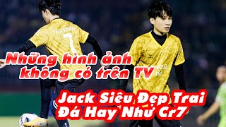 Đỗ Kim Phúc đi xem Jack Đá Bóng ghi siêu phẩm như Ronaldo khiến Team Quang Hải Trầm Trồ