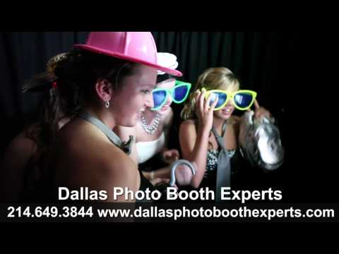 Photo Pooth Rental and Video Booth Rental for Proms in Dallas Texas