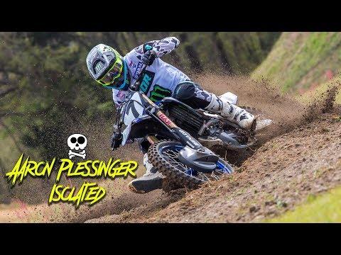 Aaron Plessinger Isolated -Motocross Action Magazine