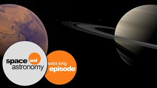 A Traveler's Guide to the Planets:  The secrets about Saturn and Mars | special Episode