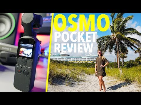 DJI OSMO POCKET 4 DAYS OF FILMING! Review and Footage!